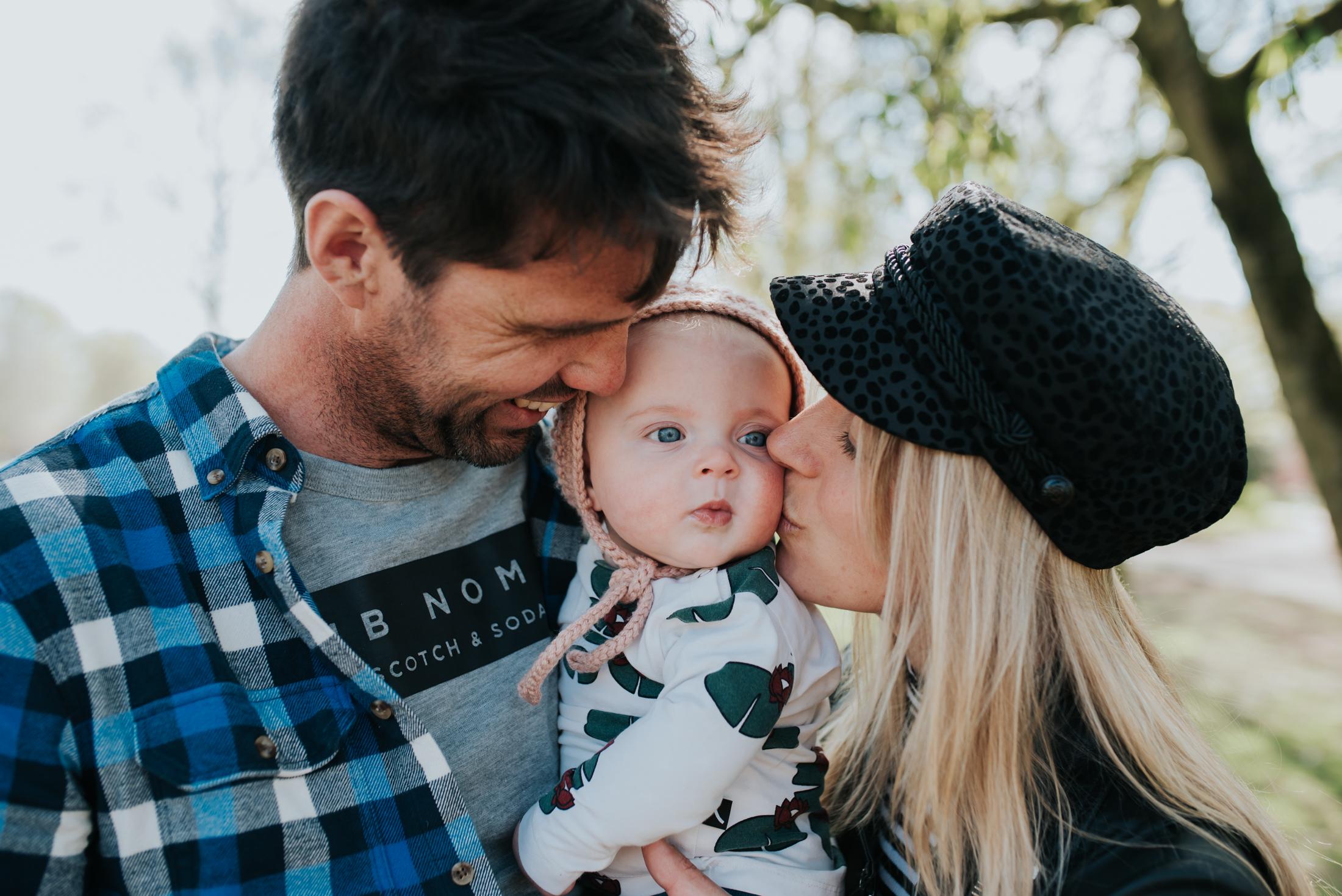 Angela, Tino & Philou | Dutch Nomad Family